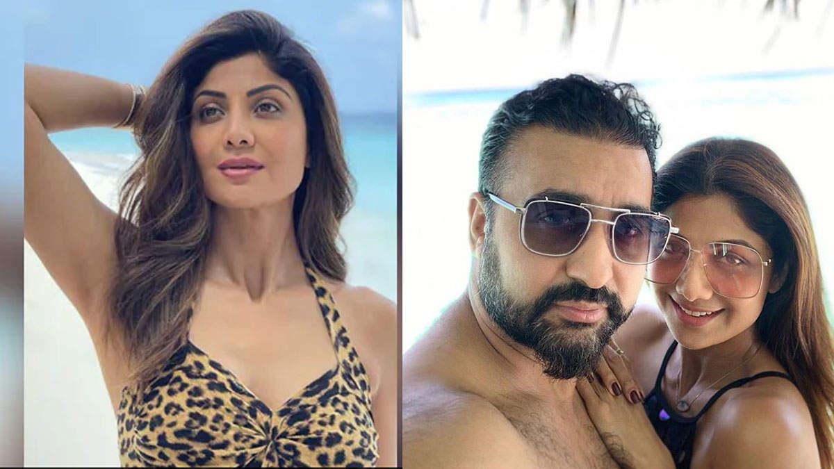 शिल्पा शेट्टी ने किया पति का बचाव, बोली- 'पोर्न नहीं एरॉटिक फिल्में बनाते हैं मेरे पति'