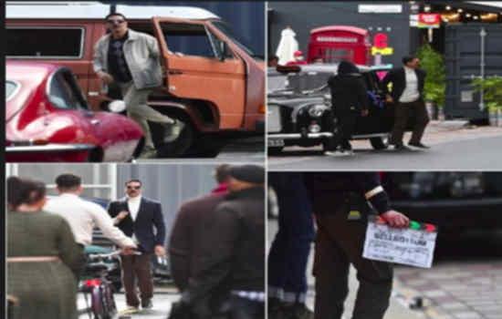 फिल्म बेल बॉटम में इस तरह होगा अक्षय का लुक, सामने आई सेट के शूट की पहली झलक