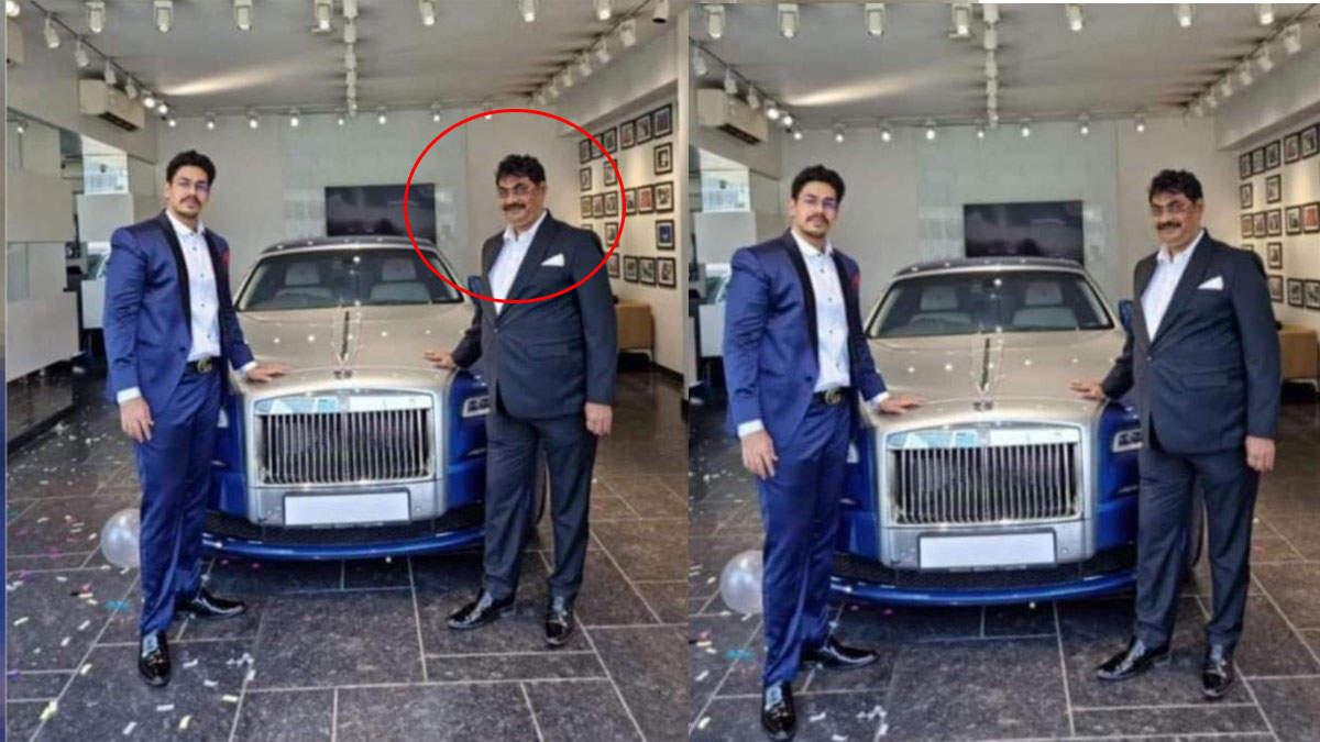 8 करोड़ की गाड़ी में घूमने वाले शिवसेना नेता, 35 हजार की बिजली चोरी में पकड़ा गया!