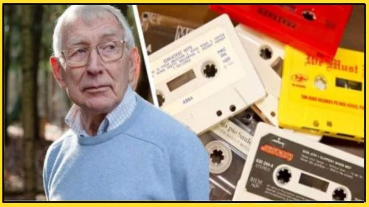 नहीं रहा दुनिया को पहला ऑडियो कैसेट टेप देने वाला इंजीनियर, 94 की उम्र में निधन