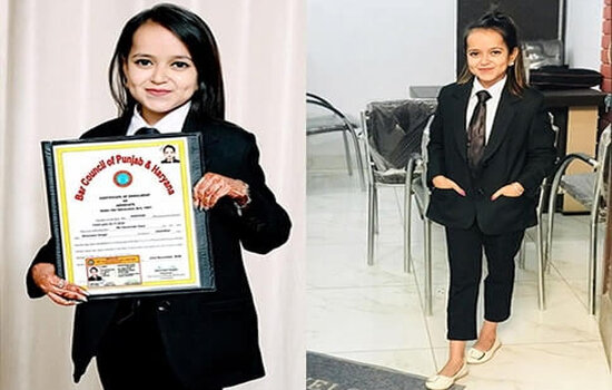 देश की सबसे छोटी वकील! छोटे कद को लेकर लोगों ने दिए ताने, आज समाज के लिए प्रेरणा बनीं