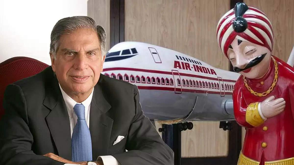 Air India Ratan Tata