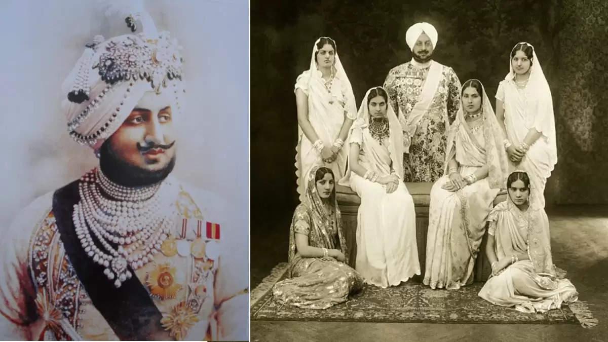 Maharaja Bhupinder Singh Patiala
