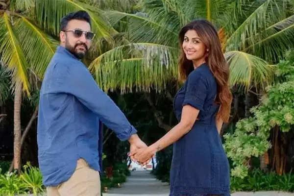 Shilpa Shetty and rajkundra