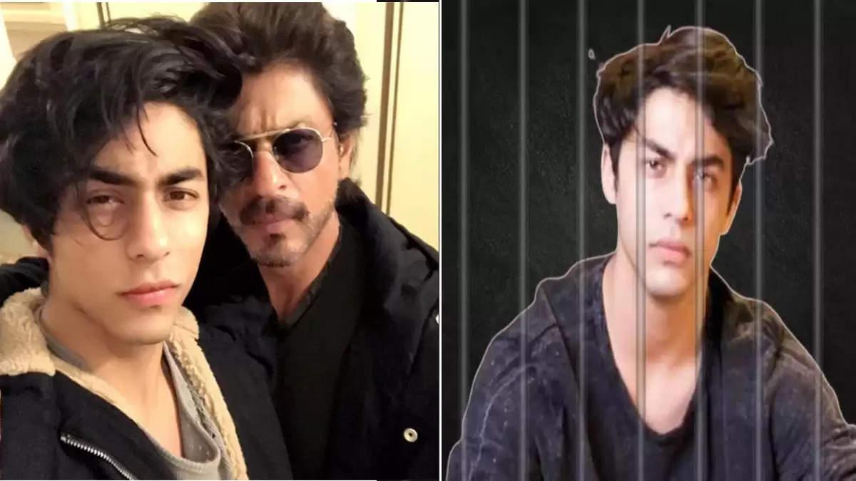 Shahrukh Khan Son Aryan Khan jail Menu