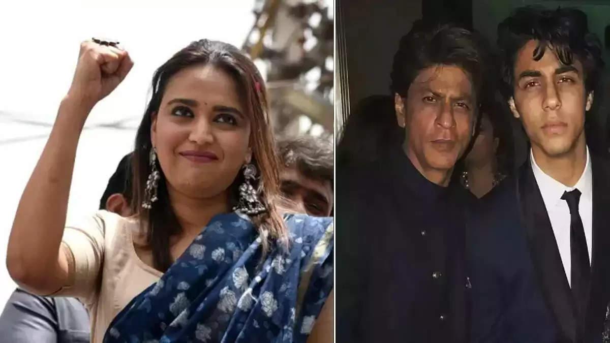 Shahrukh Khan and swara Bhaskar