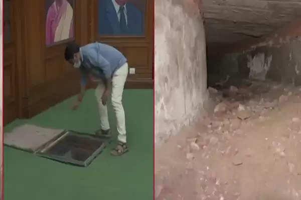 Delhi VidhanSabha surang