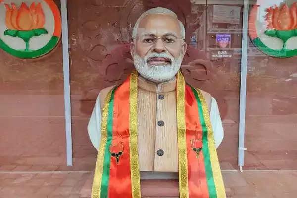 pm narendra modi mandir