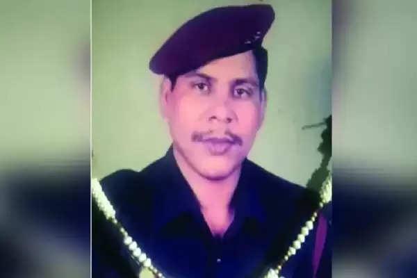 Shaheed amrish Yadav