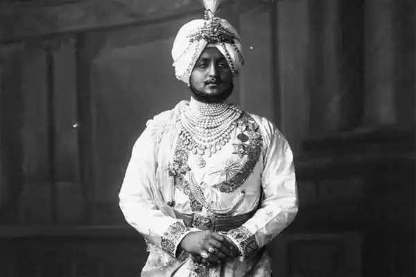 Maharaja Bhupindr singh