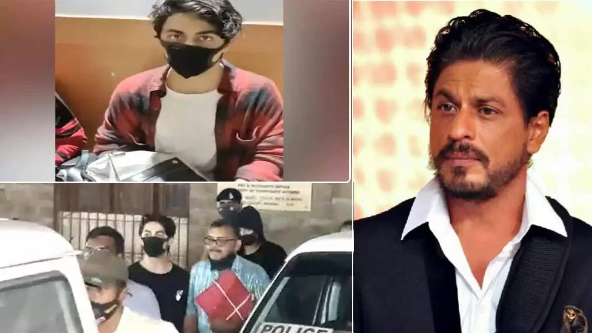 Shahrukha Khan Son Areest