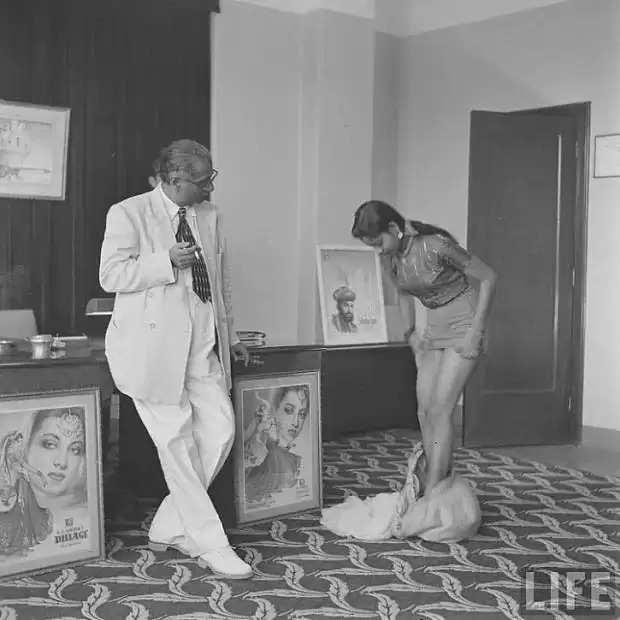film audition 1951