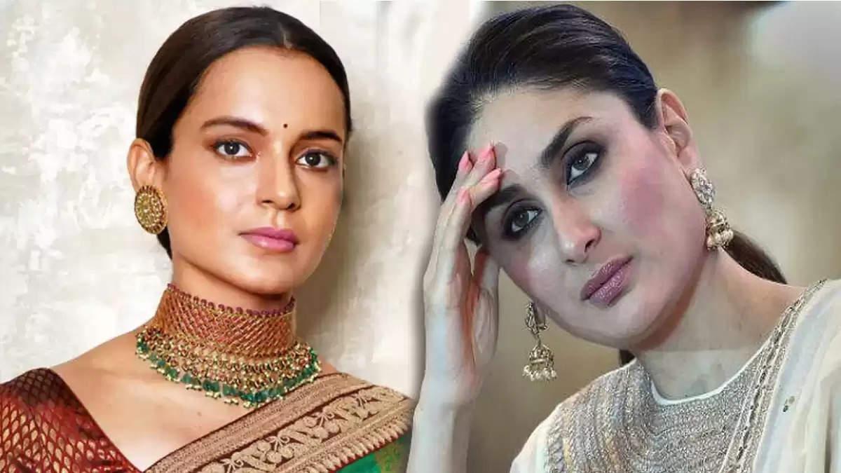 kangna ranaut and Kareena Kapoor